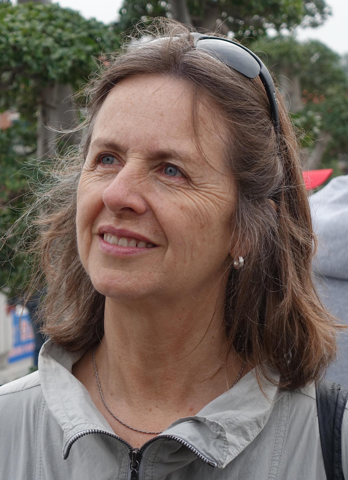 Susan Parnell Profile Picture 2017