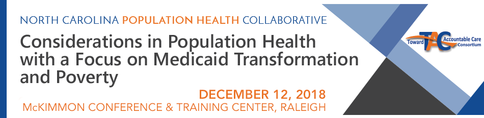 Rescheduled NC Population Health Collaborative Meeting
