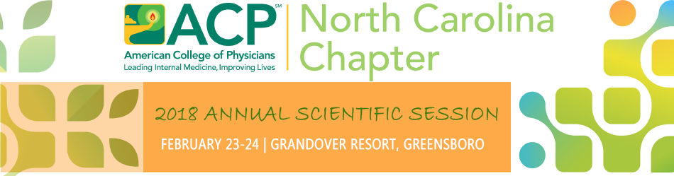 2018 NC-ACP Annual Scientific Session