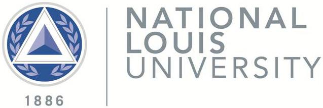 NLU Logo (White)