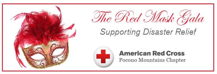 Pocono Red Mask Gala