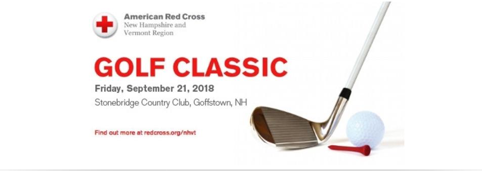 2018 American Red Cross Golf Classic