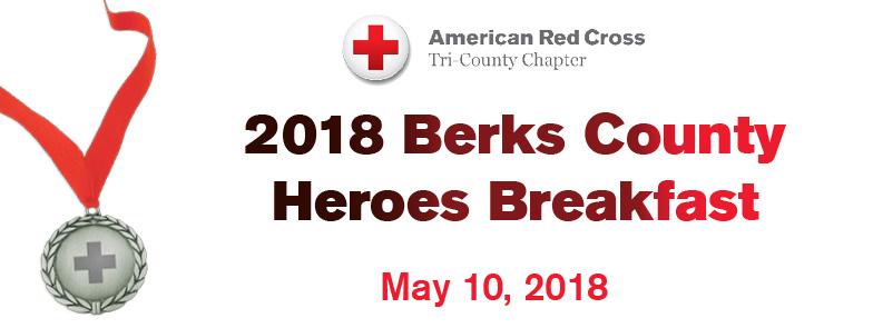 Berks County Heroes Breakfast