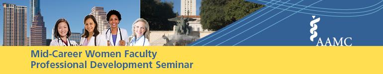 2016 Mid-Career Women Faculty Professional Development Seminar