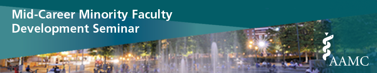 2015 AAMC Mid-Career Minority Faculty Development Seminar