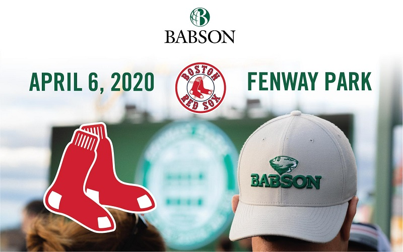 RESIZED Header_Babson Night at Fenway 2020 - Option 1