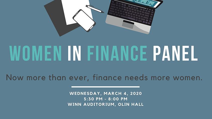 CVENT2 - Women in Finance Panel