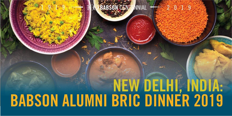 BRIC Dinner 2019_BRIC CVENT