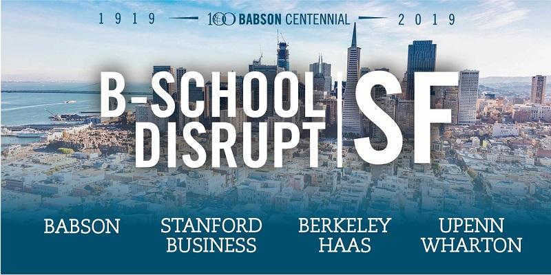 B-School Disrupt 2019_DISRUPT CVENT