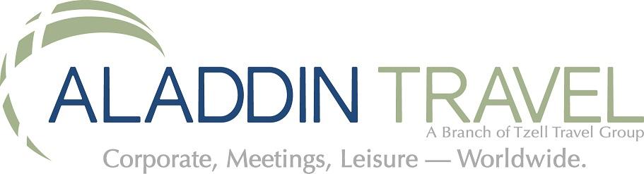 Aladdin Logo Long