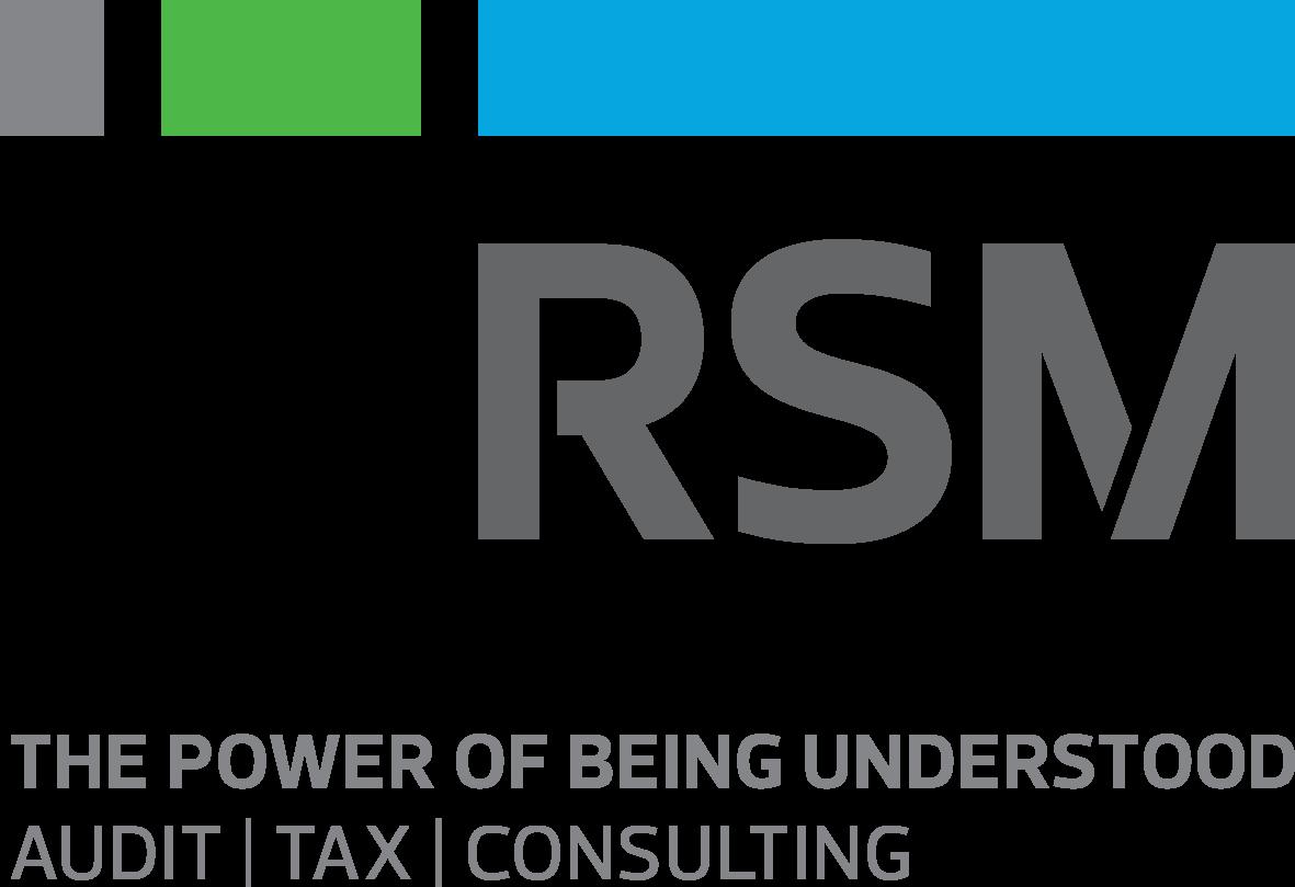 RSM Logo & Strapline Stacked RGB