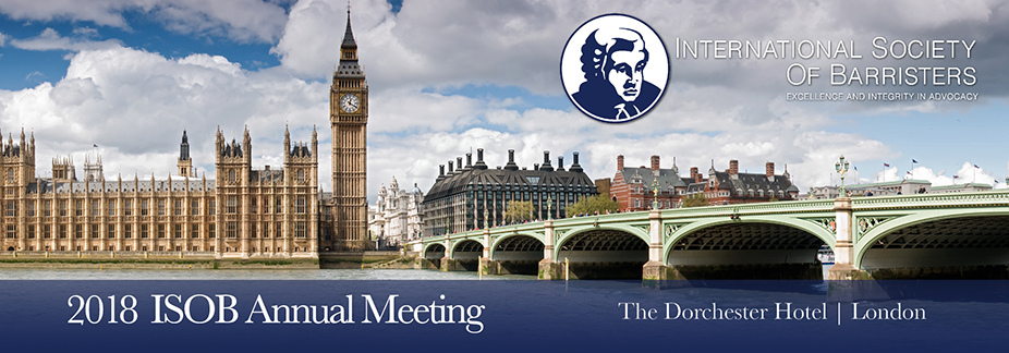Barristers 2018 Annual Meeting