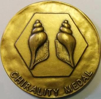 Chirality Medal