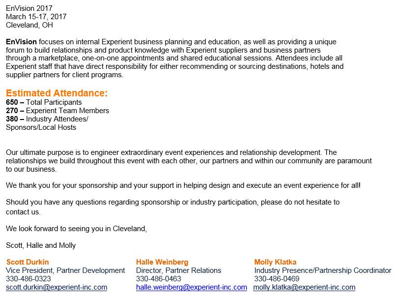 EnVision Sponsorship Letter - Final
