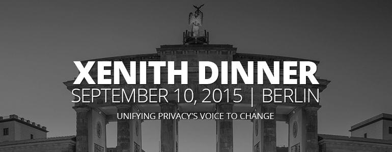 XENITH Dinner - Berlin