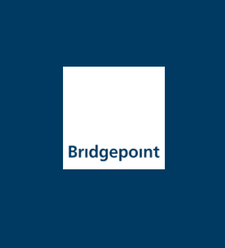 bridgepoint blue and white