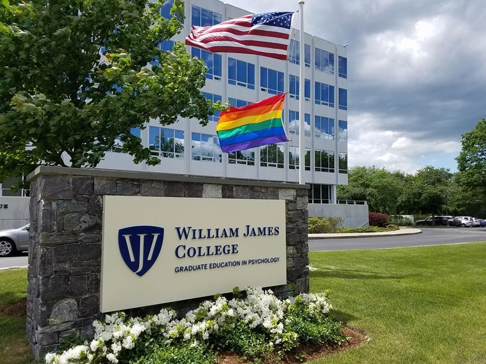 WJC LQBTQ flags