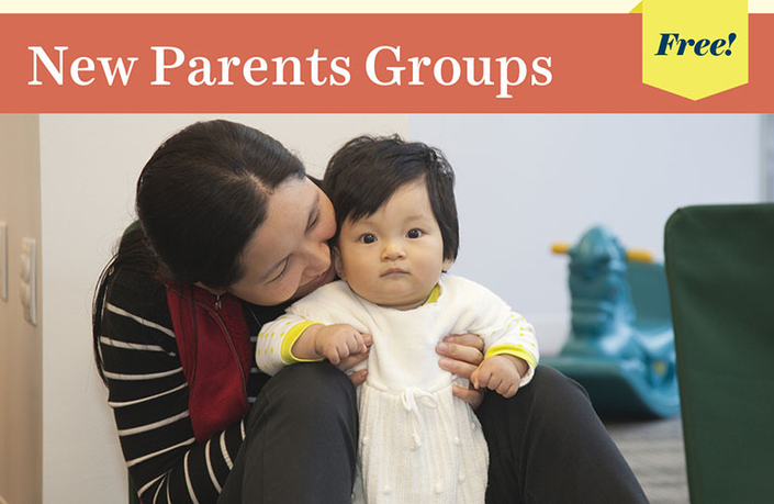 Freedman Center New Parents Groups