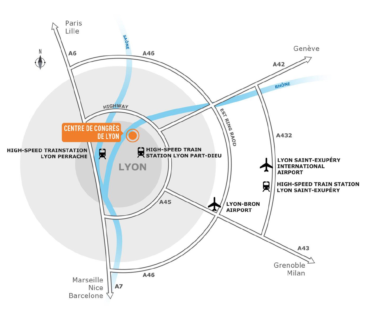 Map Congress Center