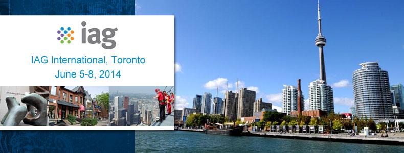 IAG International, Toronto, Canada Assembly