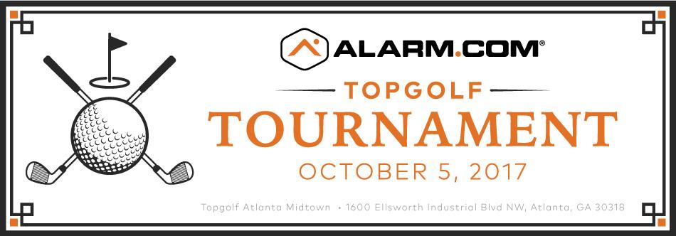Alarm.com Top Golf Tournament - Atlanta