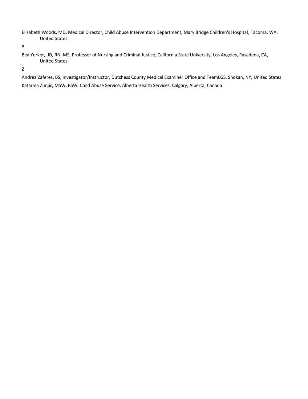 9_Faculty List - Alpha