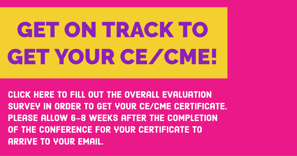 Get on track to get your CE.CME