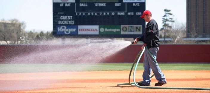 Baseball Field Management