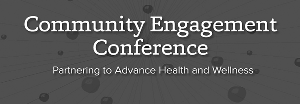 2018 Community Engagement Conference