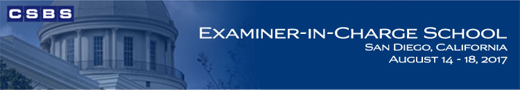 Examiner-in-Charge School