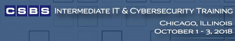 2018 District 2 Intermediate IT & Cybersecurity Training