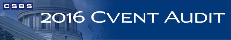 Cvent Audit Test Event