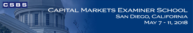 Capital Markets Examiner School