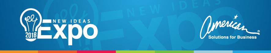 2018 Cleveland New Ideas Expo Customer Invite