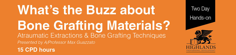 What's the Buzz about Bone Grafting Materials?