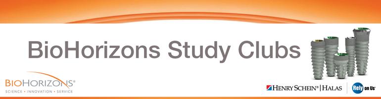 BioHorizons Study Clubs