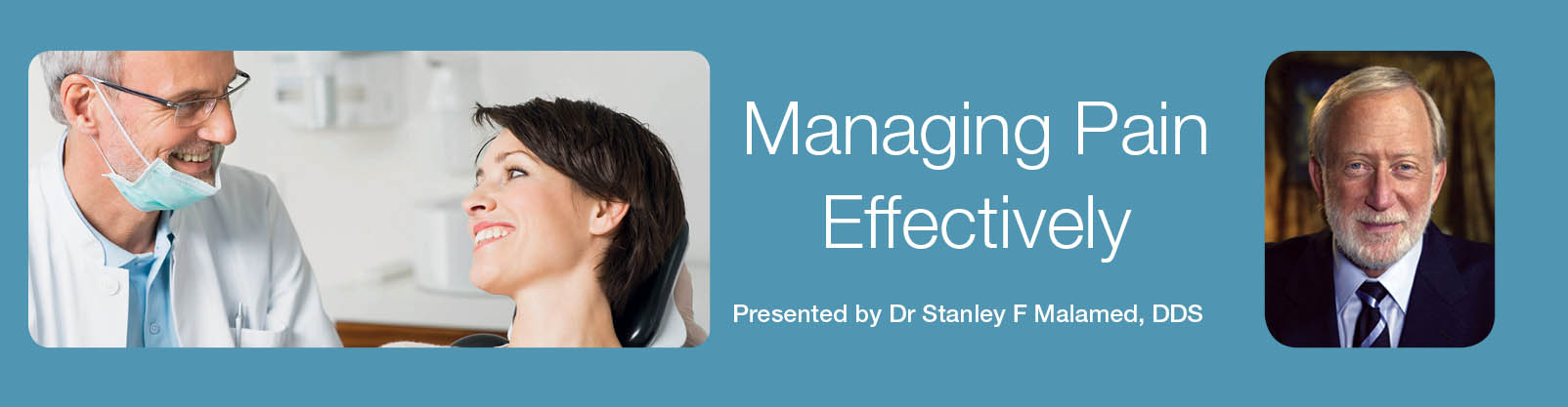 Managing Pain Effectively