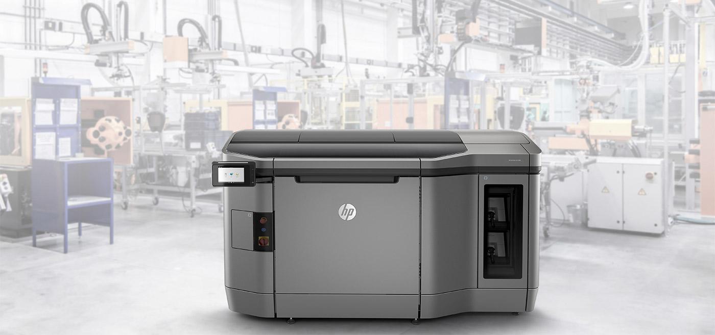 """Presentación HP """"Soluciones de Impresión 3D Jet Fusion"""""""