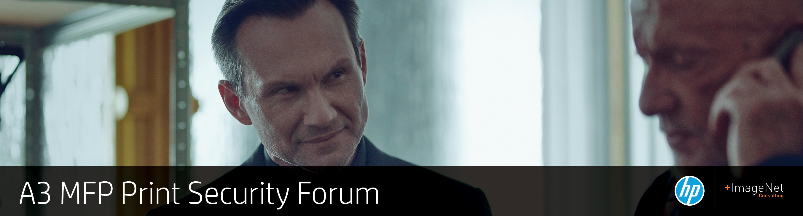 A3 MFP Print Security Forum