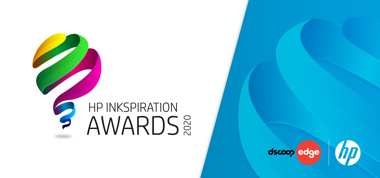 HP and Dscoop Inkspiration Awards 2020