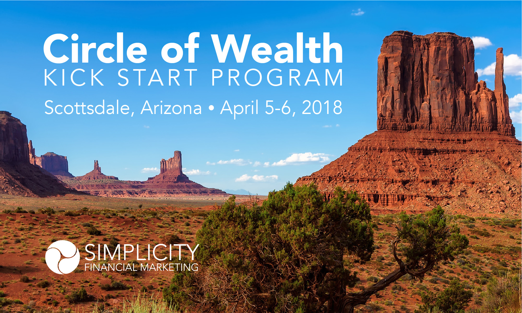 Circle of Wealth Kick Start Program