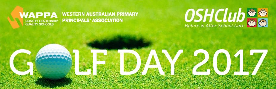 WAPPA / OSHClub Golf Day 2017