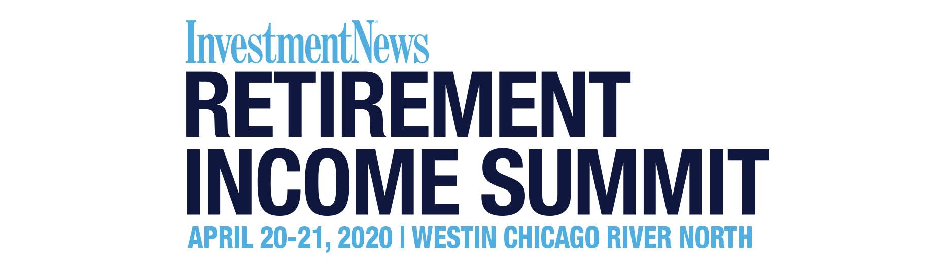 Retirement Income Summit 2020