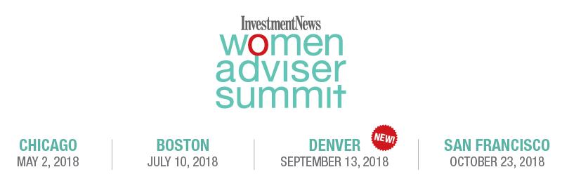 Women Adviser Summit 2018