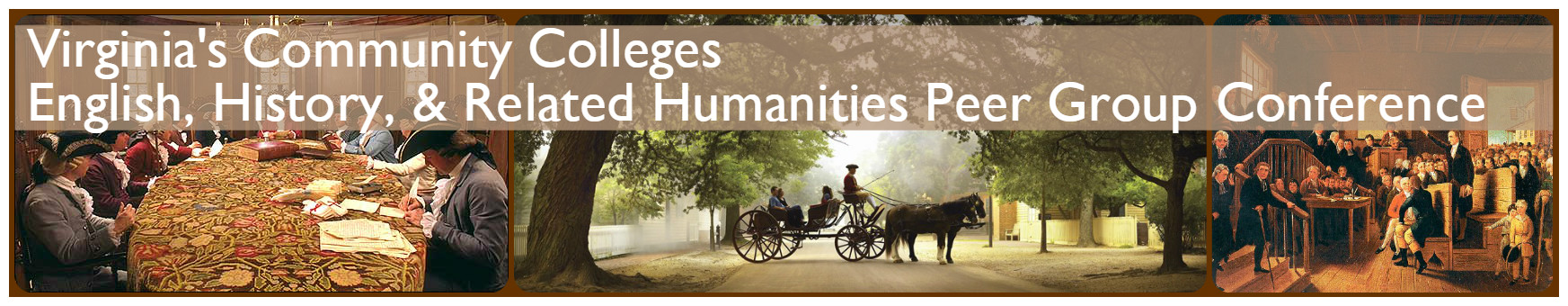 English, History, & Related Humanities Peer Group Conference