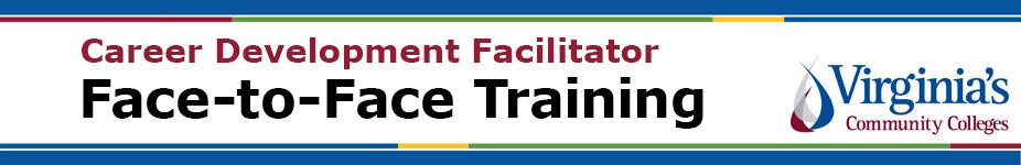 Career Development Facilitator Certification for 2017