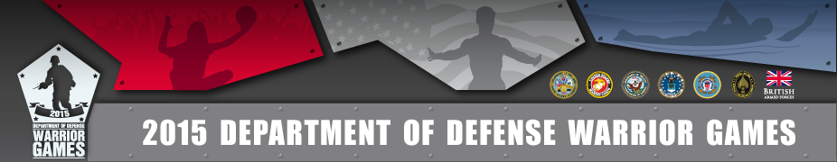 2015 DoD Warrior Games