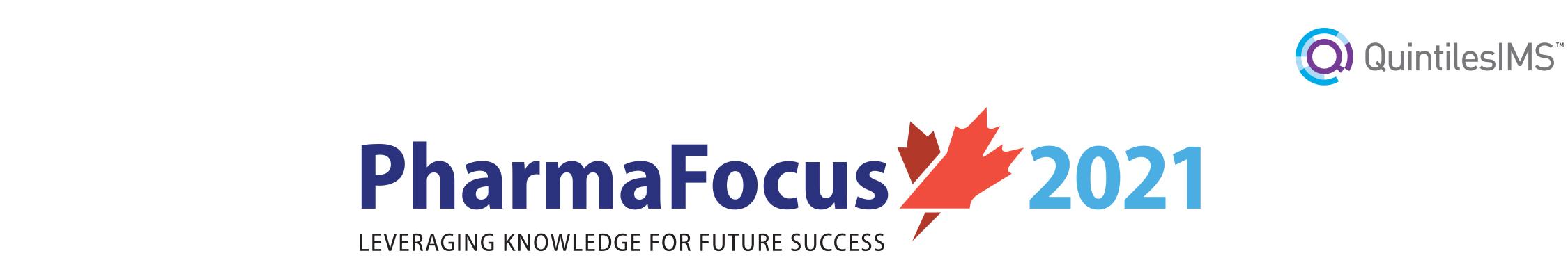 PharmaFocus 2021 Industry Briefings