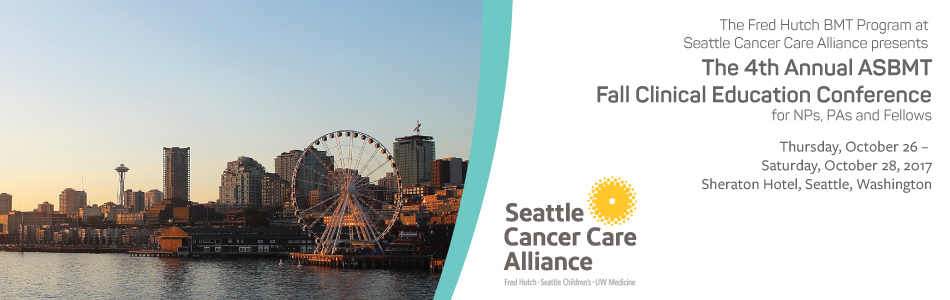 4th Annual ASBMT Fall Clinical Education Conference