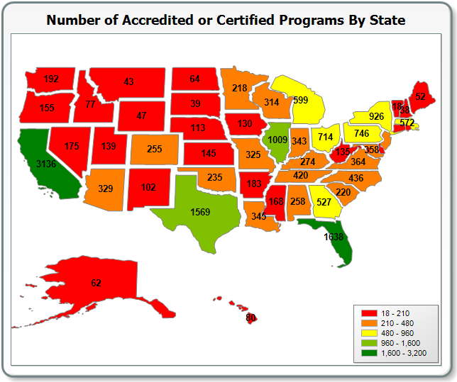 Joint Commission Accredited Providers